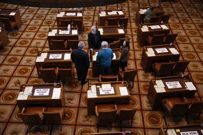 Election 2020 Oregon Legislature