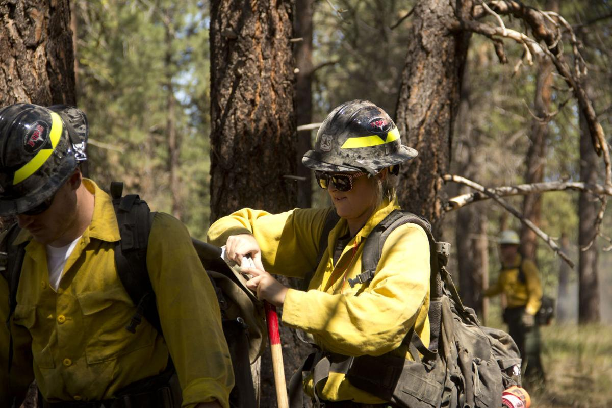 Wildland fire training | Local News | heraldandnews com