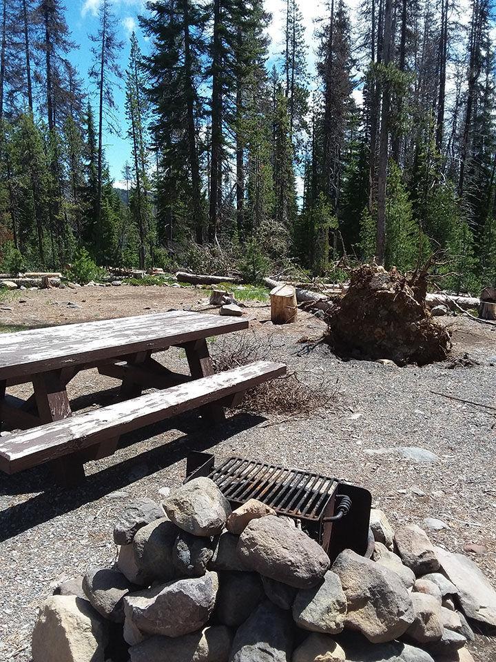Fourmile Campground closed