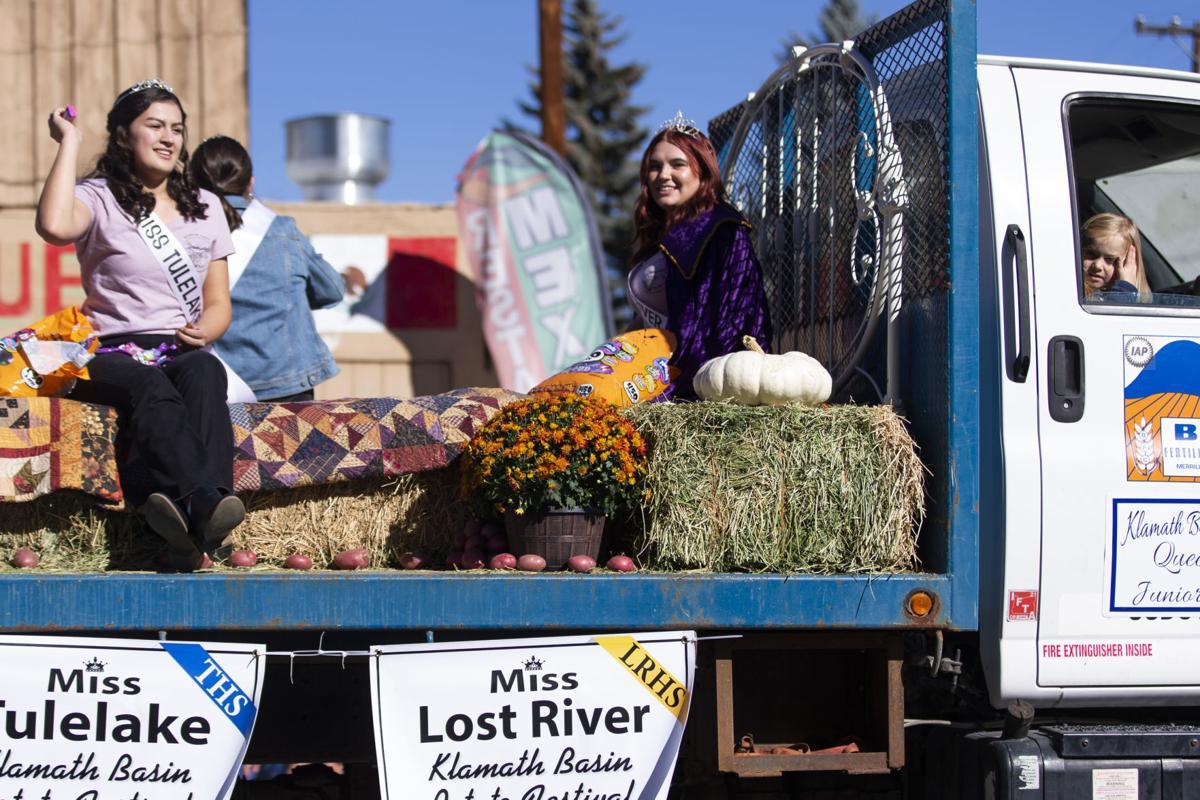 2021 Klamath Basin Potato Festival parade