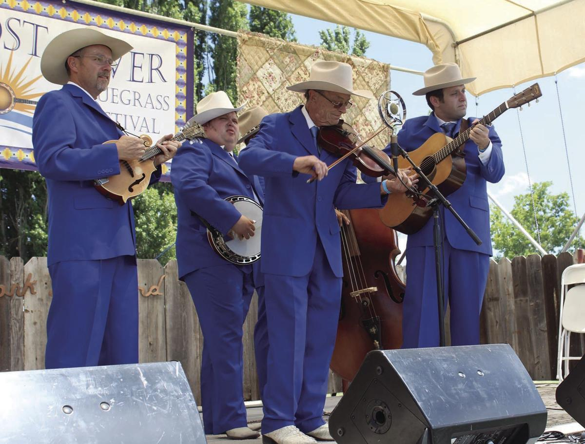 Lost River Bluegrass fest 01