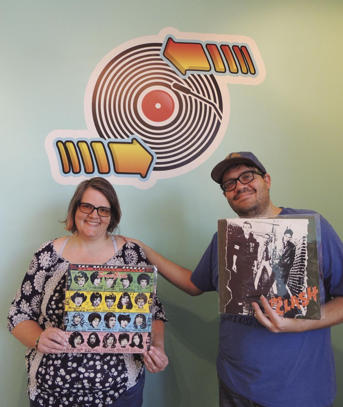 Retro Room Records owners