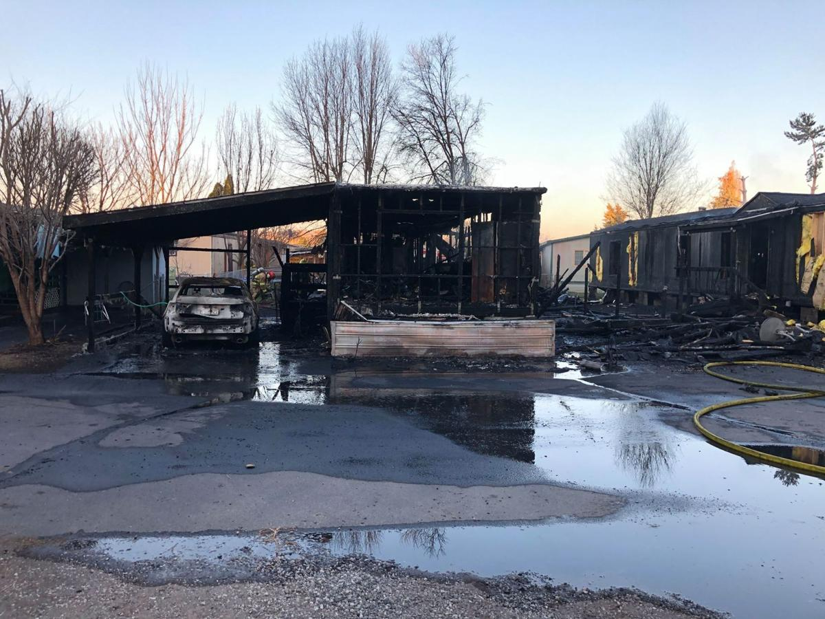 Aspen Village Fire