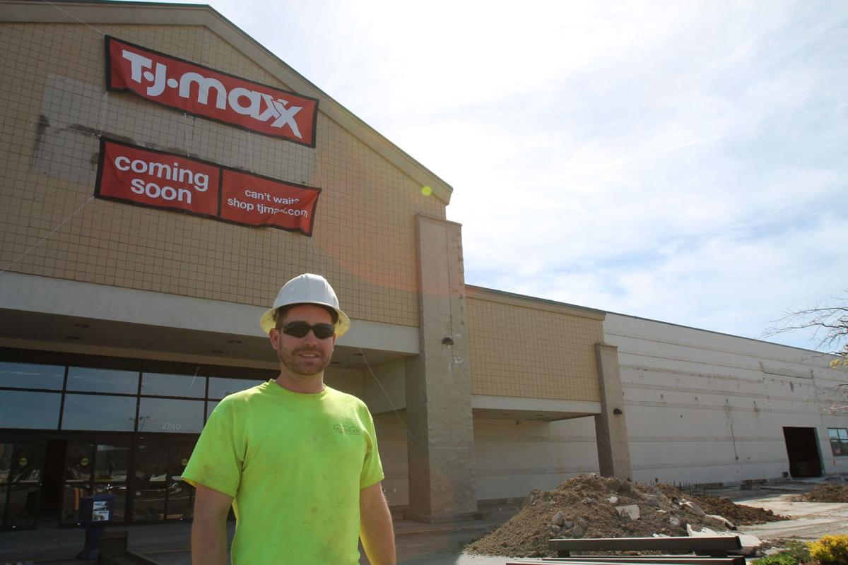Attn: Shoppers: T J  Maxx, Natural Grocers and Planet Fitness