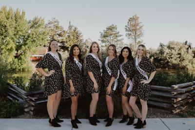 Potato festival queen candidates