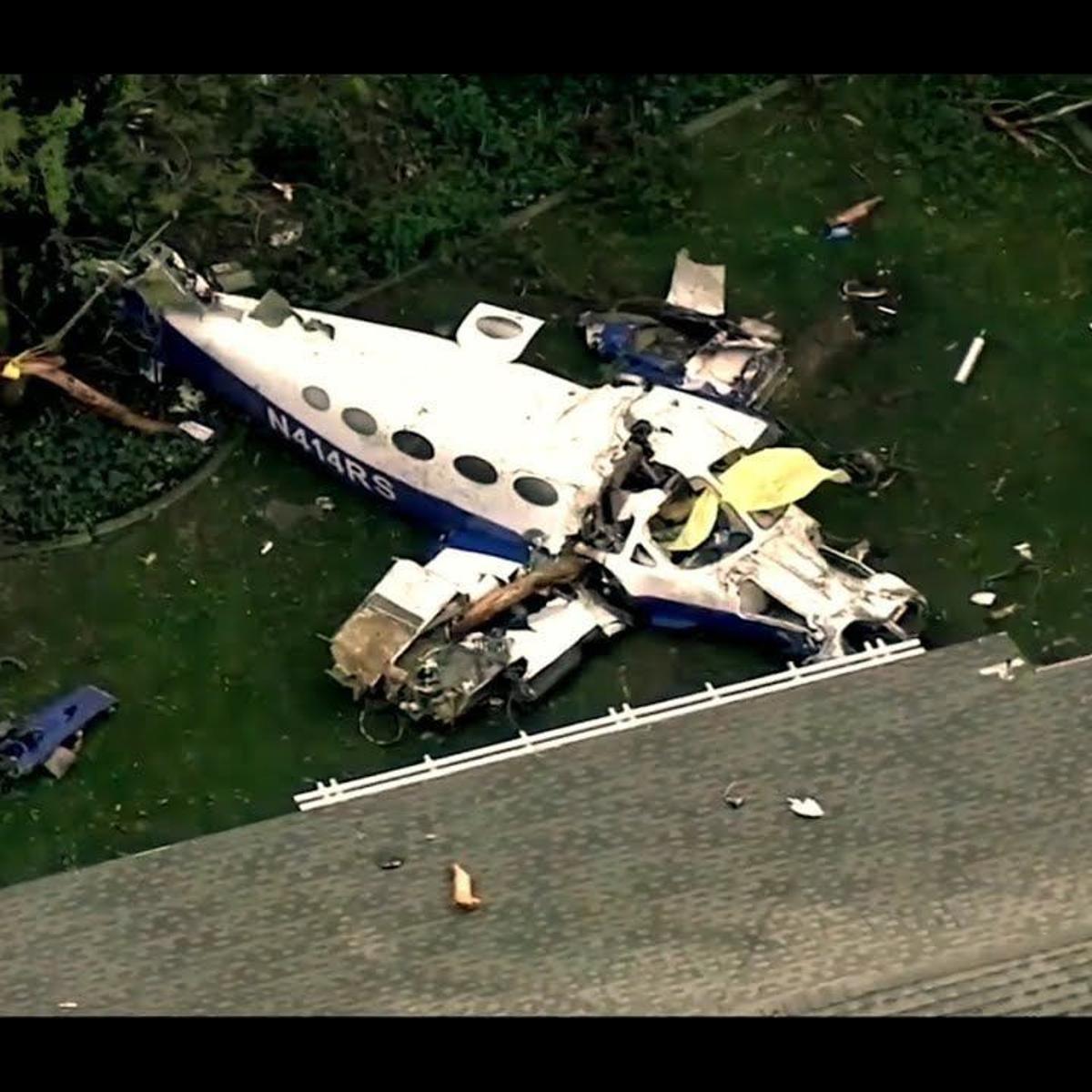 Local questions arise over LA aircraft crash | Local News
