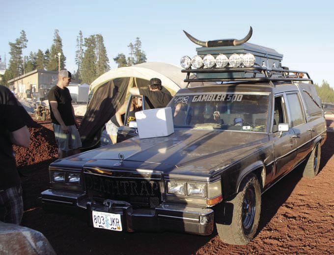Gambler 500: Burning Man for eccentric mechanics | Local