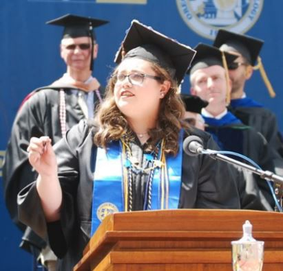 Oregon Tech graduation 2019