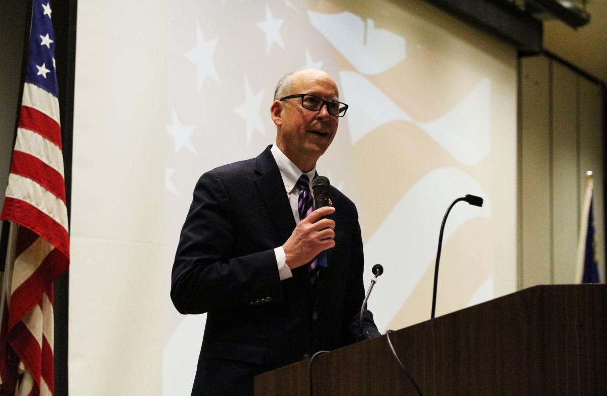 Walden quizzed on immigration, climate change, water in Klamath Falls