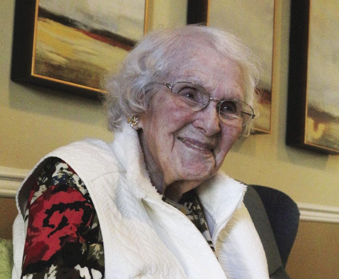 Timeless: Klamath Falls woman turns 107