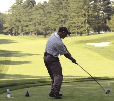 Golf Target