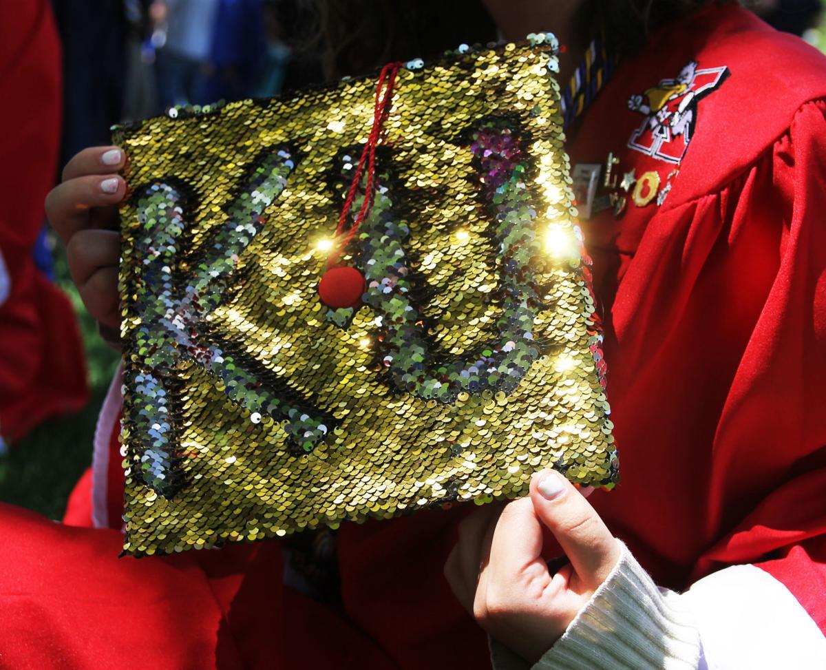 Graduation sensation: Students flock to Main Street