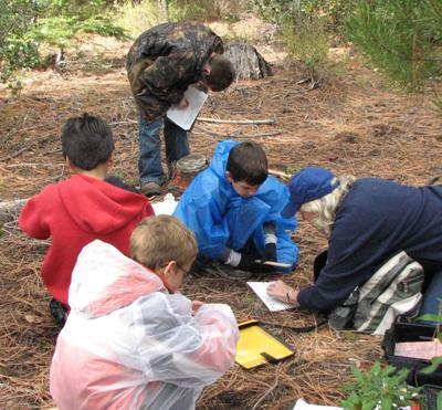 Klamath Falls outdoor schools