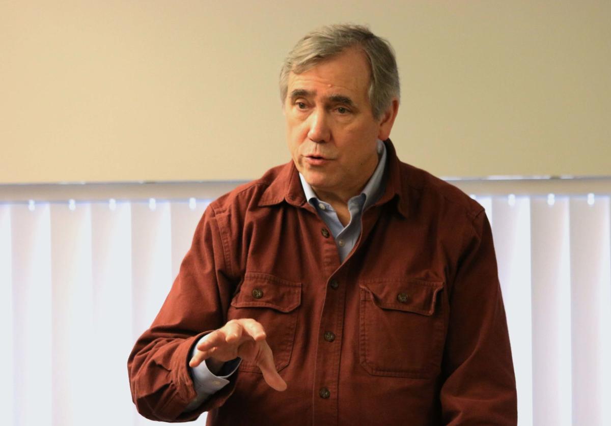 Senator Jeff Merkley