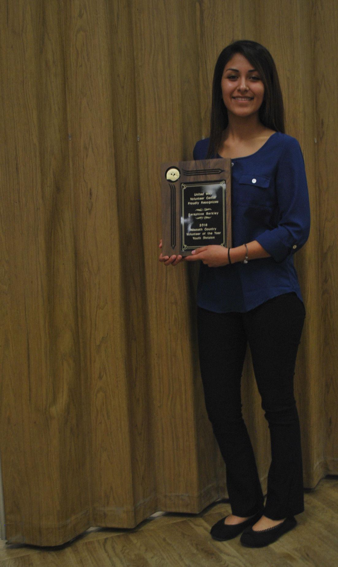 Volunteer of the Year awards