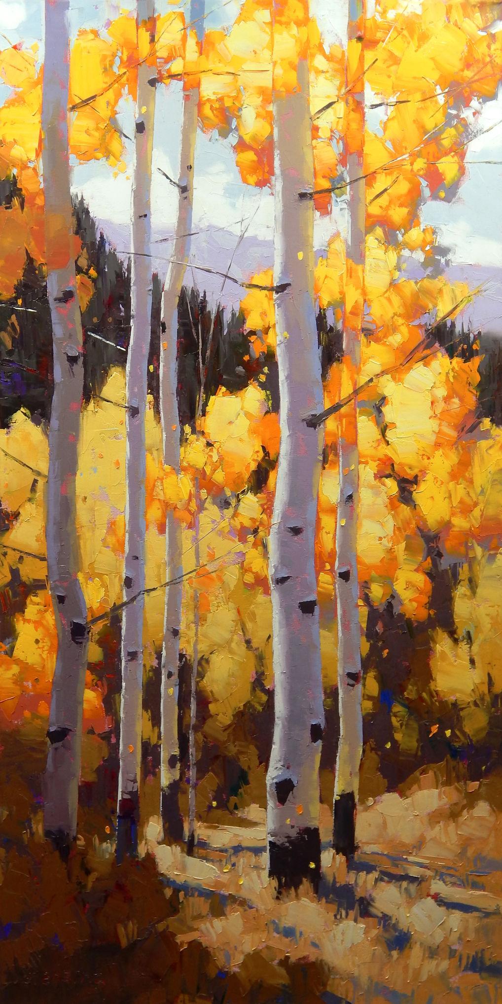 David Mensing painting