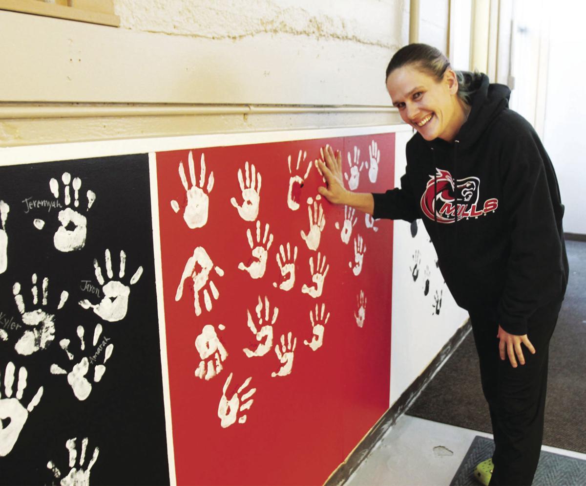 'Mills matters': Elementary celebrates centennial