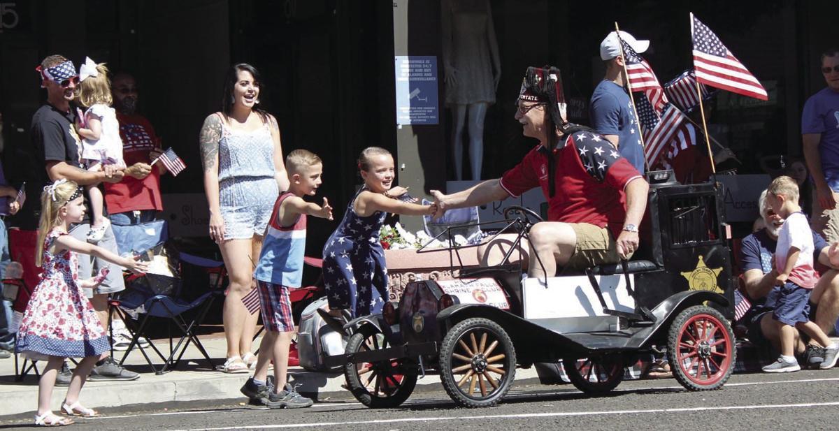 July 4th Parade 01