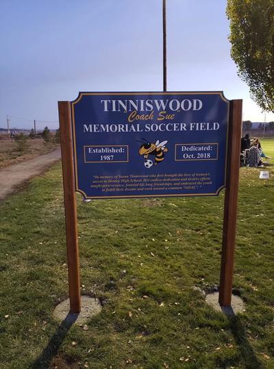 Sue Tinniswood memorial