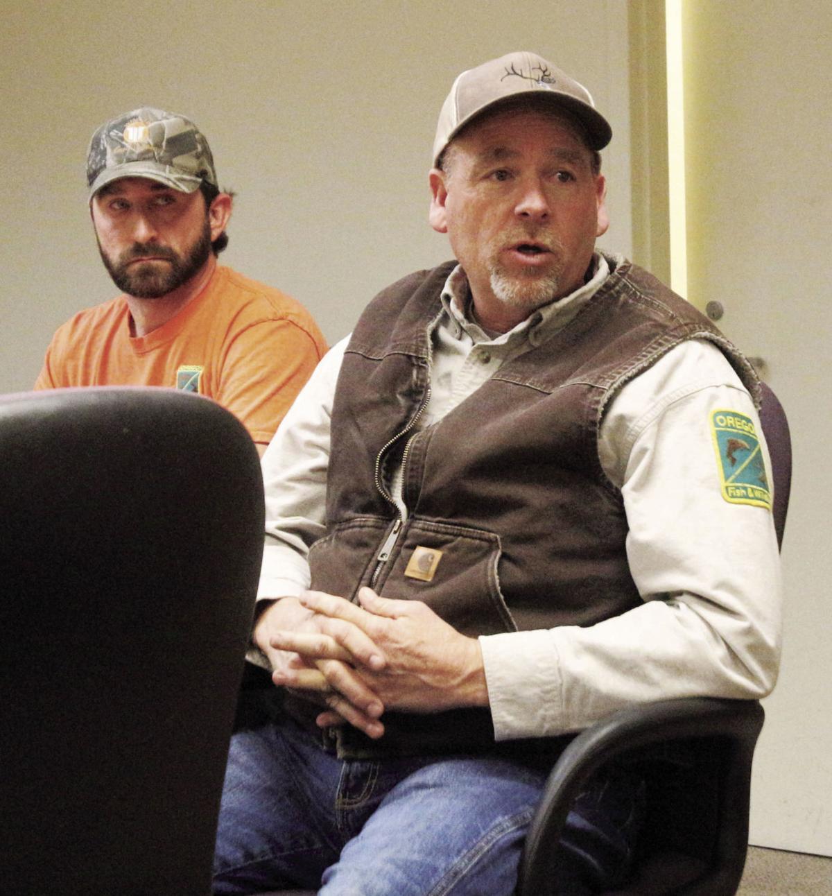 Wolf kills down in Klamath County in 2019