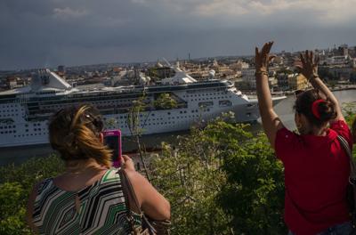 Cuba Travel - Cruise Ships