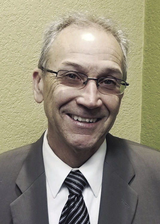 Klamath Falls City Schools Superintendent Paul Hillyer