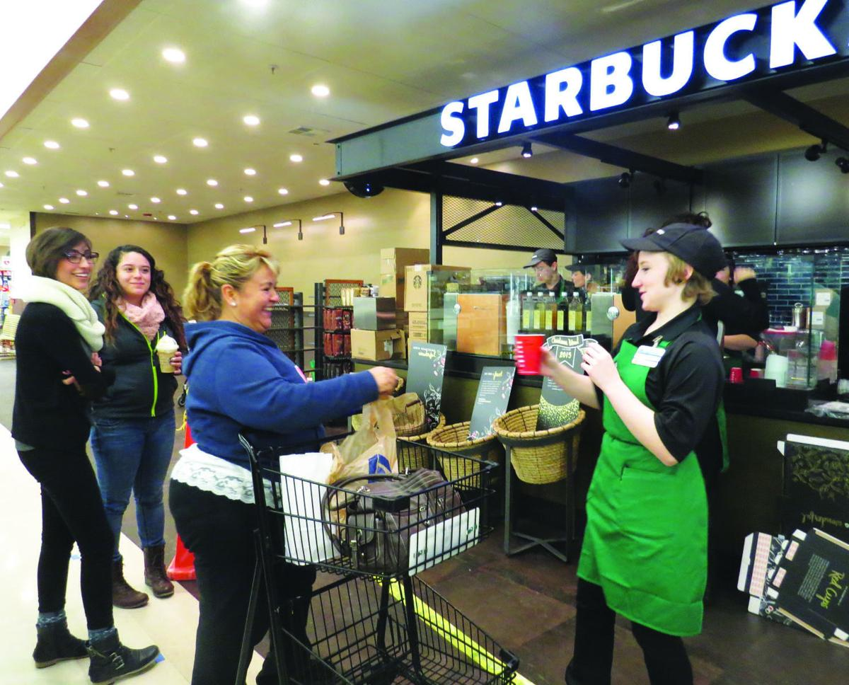 Starbucks Opens Monday In Albertsons Local News