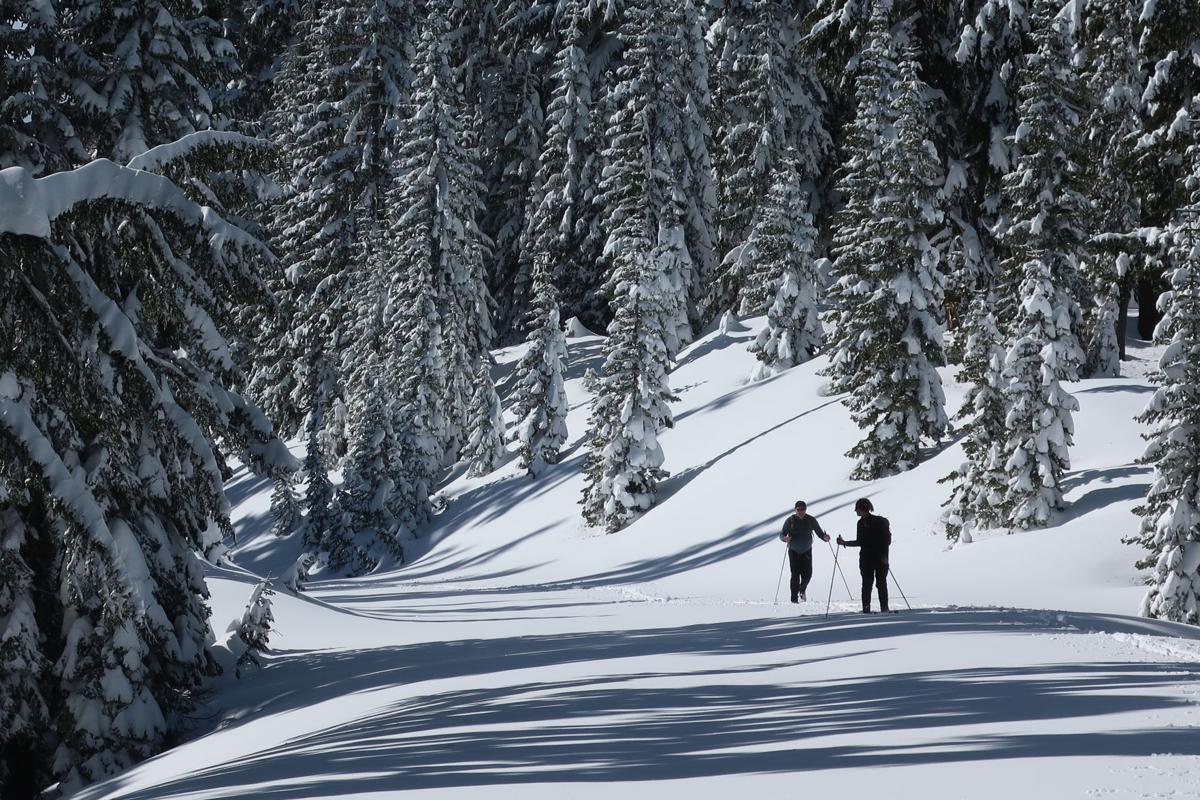 East Rim Drive ski