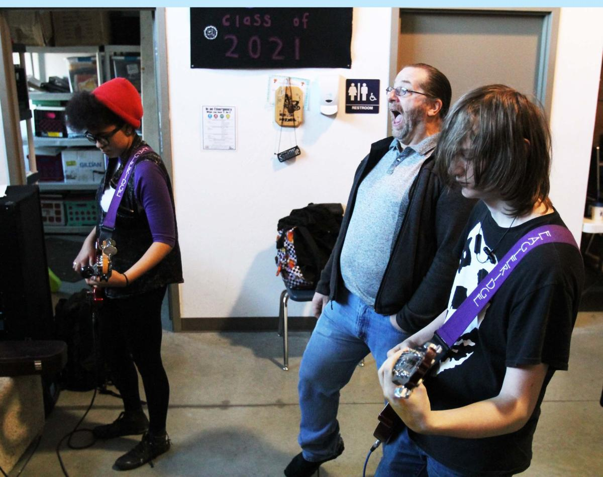 School of Rock: EagleRidge teaches rock band