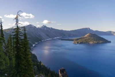 Crater Lake water