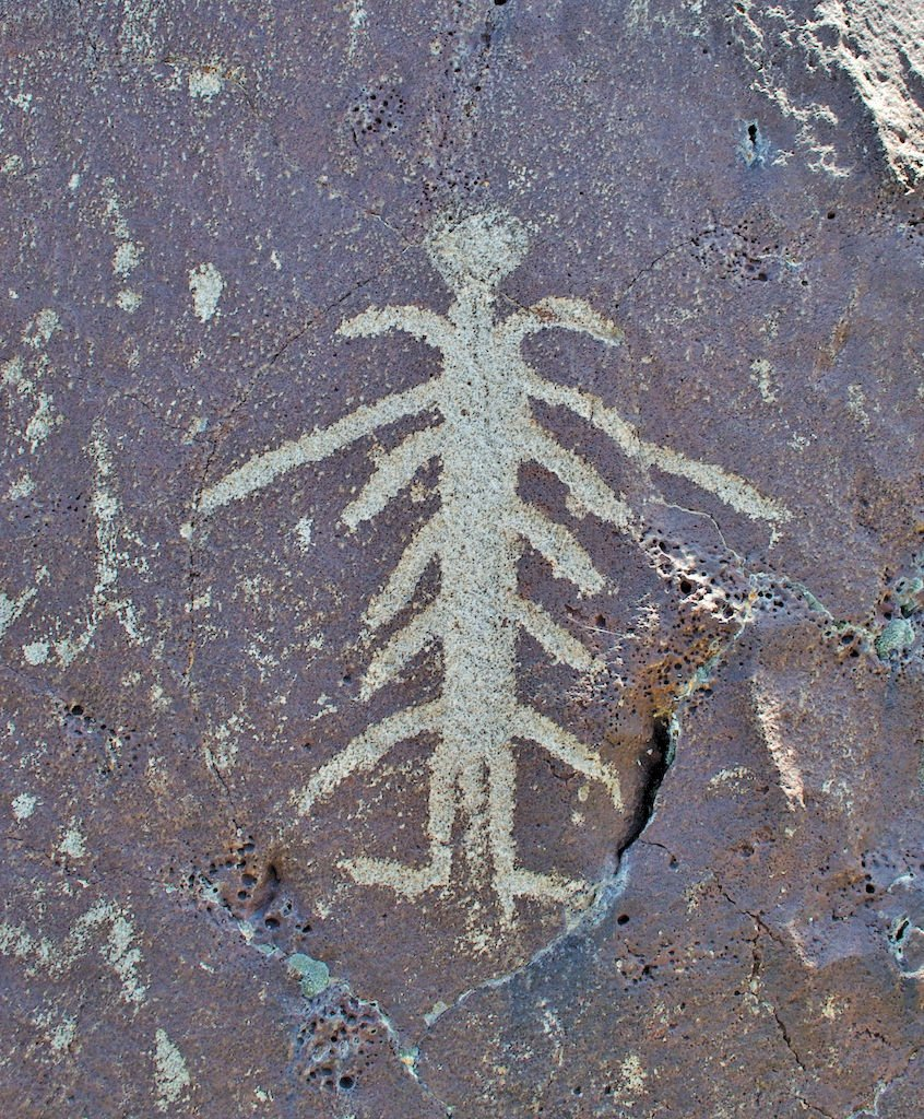 An Ancient Gallery Lake County Rock Carvings Offer A View