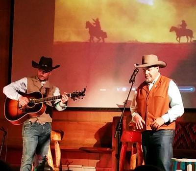 7-19 Cowboy Poetry