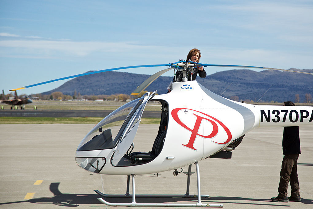 Precision Aviation helicopter training