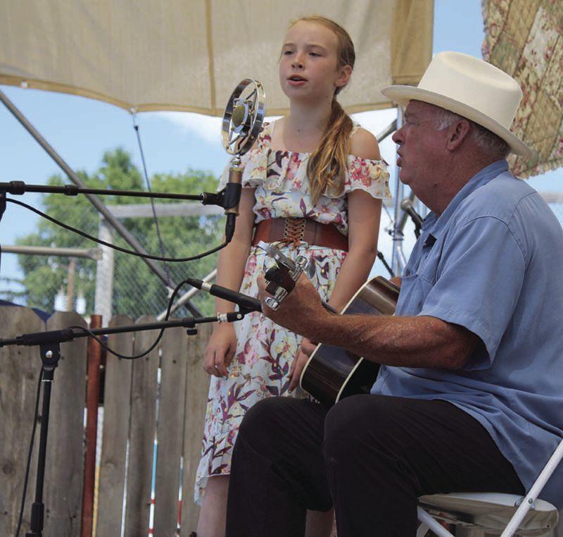 Lost River Bluegrass fest 02
