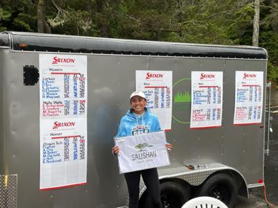 Oregon Tech golf Maiya Baker Salishan