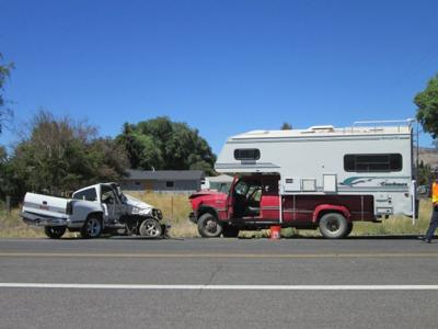 Driver critically injured in 2-vehicle crash | Breaking