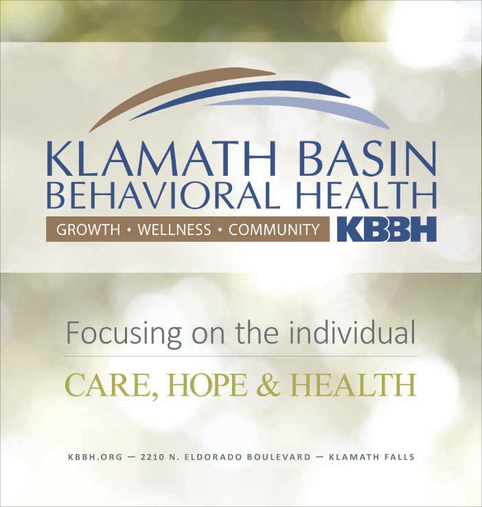 Klamath Basin Behavioral Health