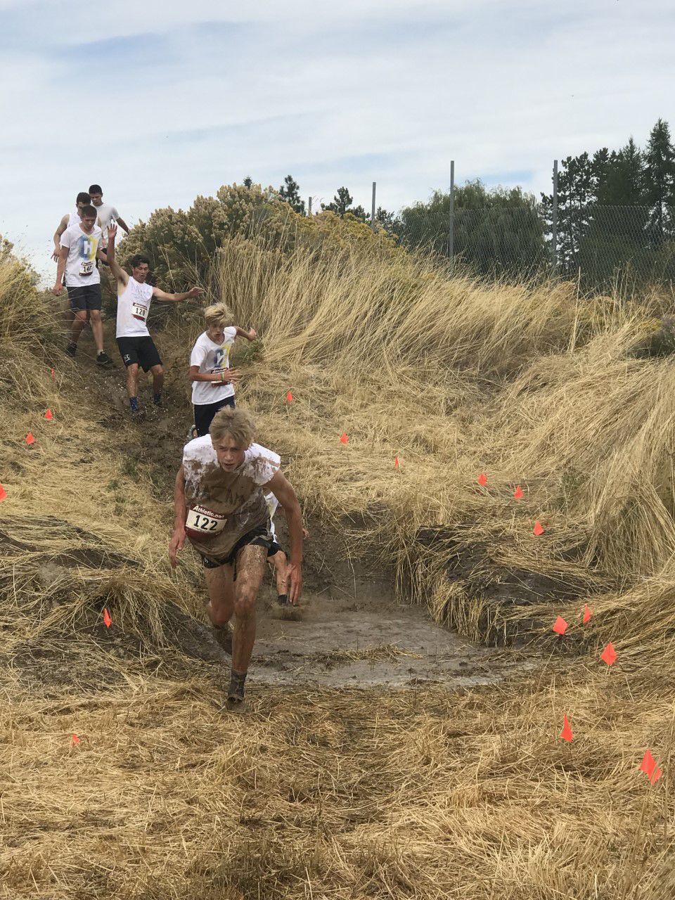 Mazama Mud Run