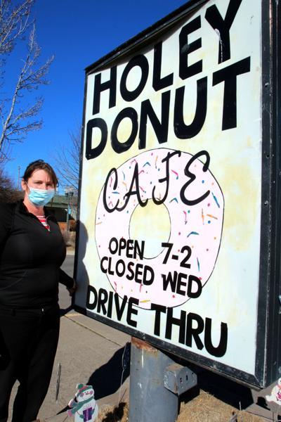 Holey Donut