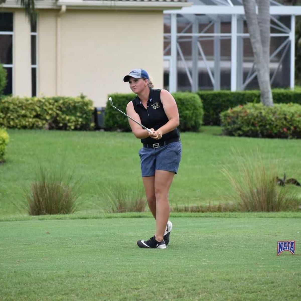 Ferlan drops after third day of NAIA women\'s golf national ...