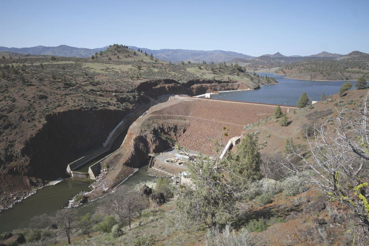 Reclamation Reduces Iron Gate Dam Flows Email Blast