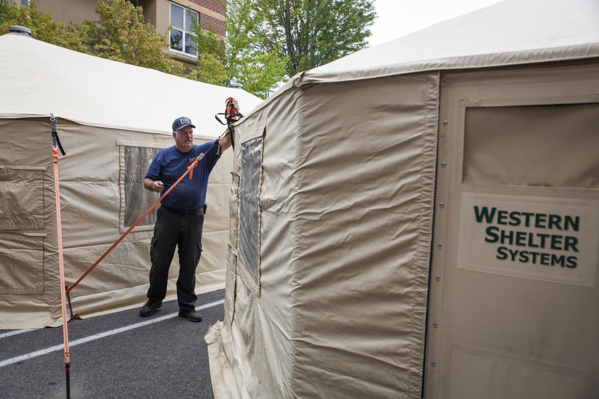 SkyLakes Tents