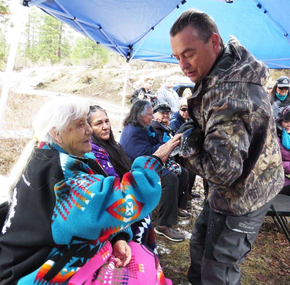 Honoring heritage: Klamath Tribes pay tribute to C'waam