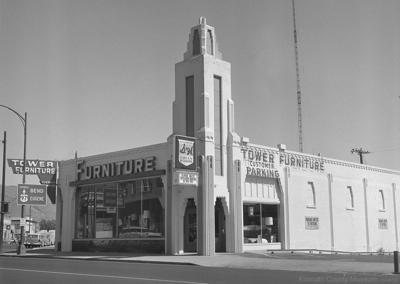 History photo of the week: Tower Furniture