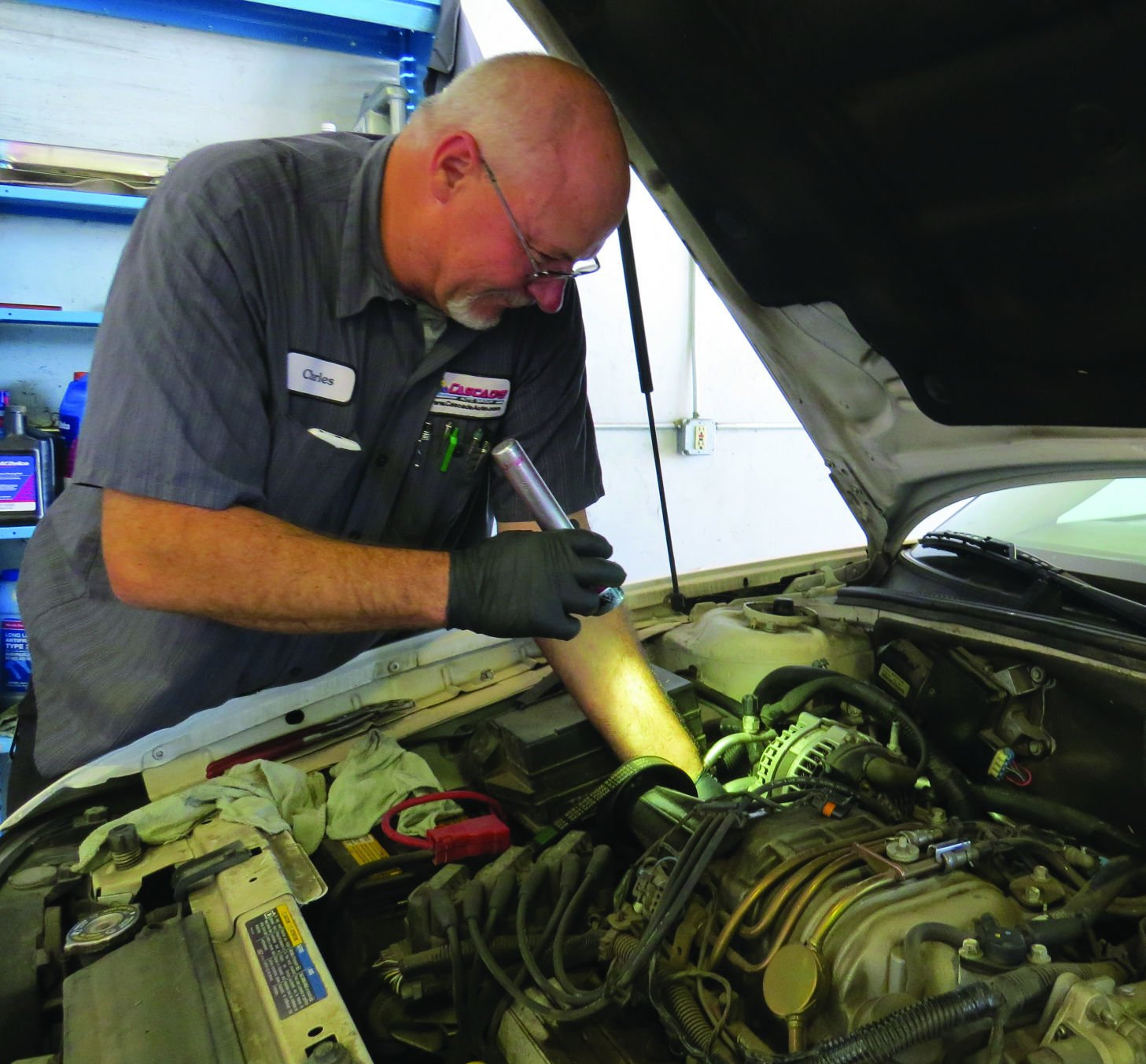 Cascade Auto To Change Hands, Keep Employees