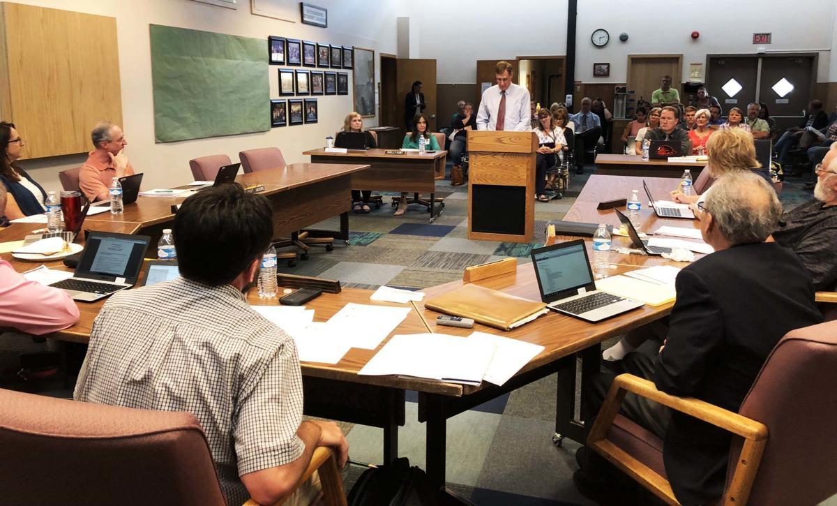 School board OKs loan request for $4.5 mill