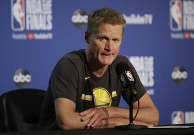 Warriors Kerr Basketball