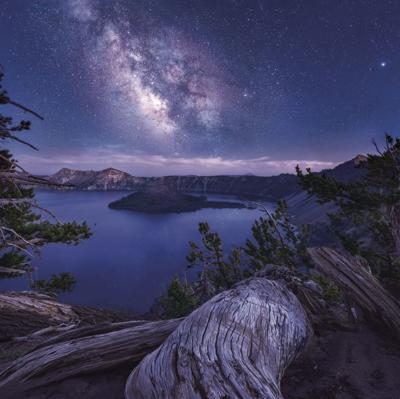 2-13 Crater Lake Photo