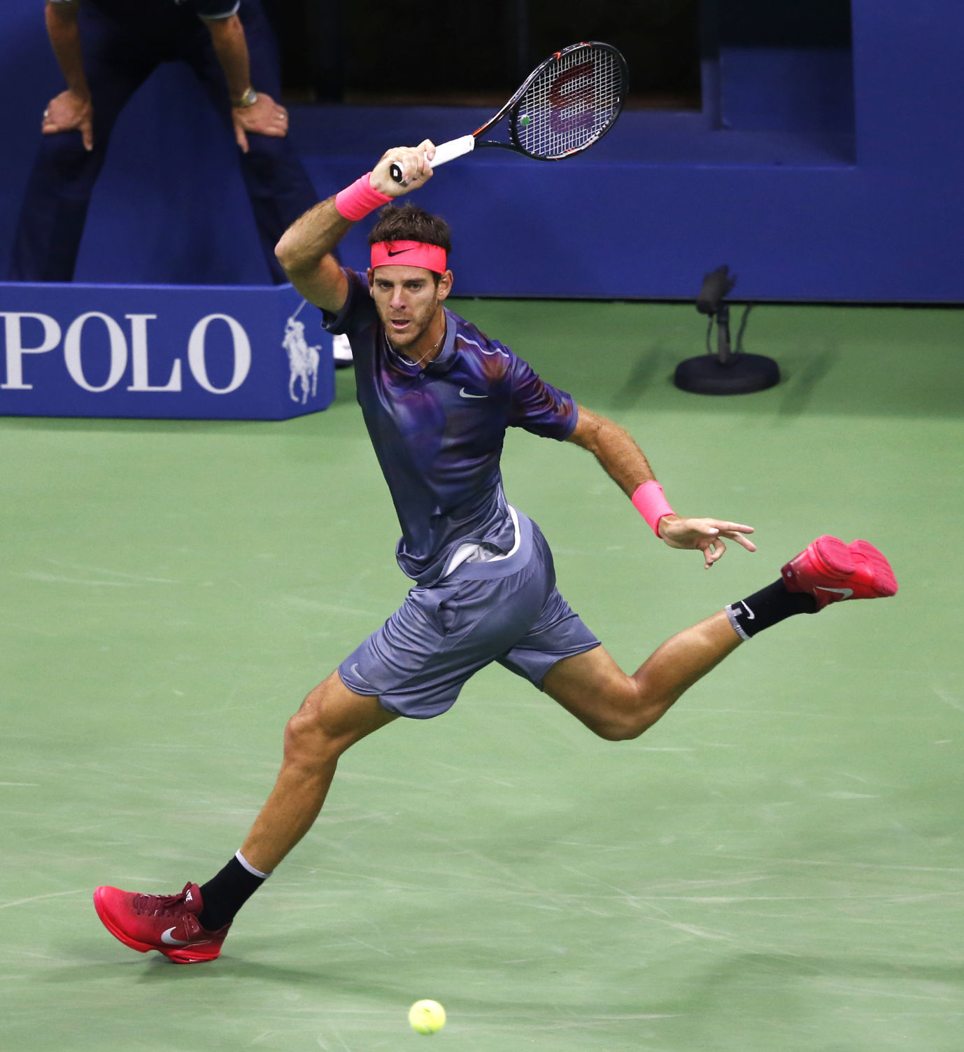 Federer Knocked Out of US Open