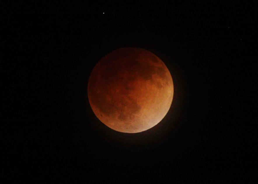 Lunar eclipse viewing event set for Jan. 20